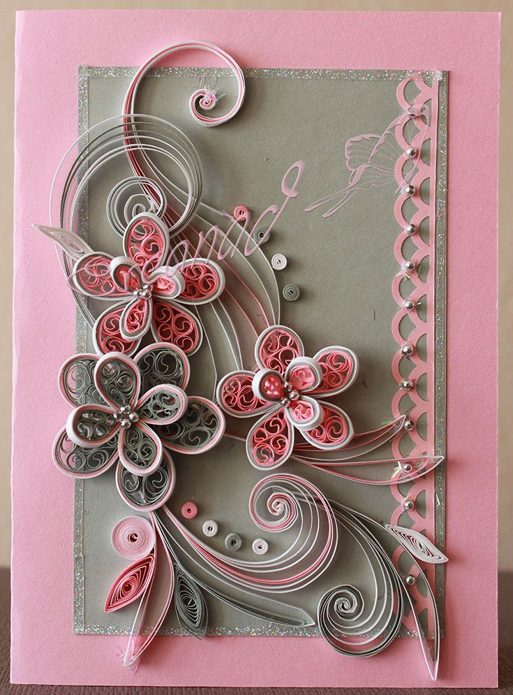 Modeles quilling for Deco quilling